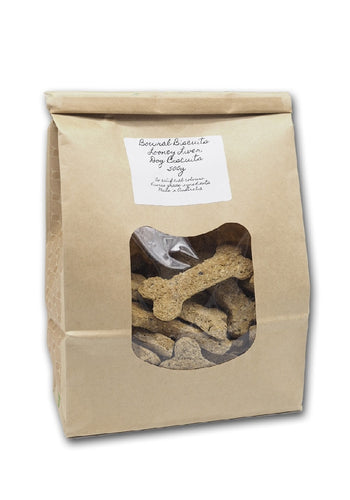 Bowral Biscuits - Liver flavour 500G