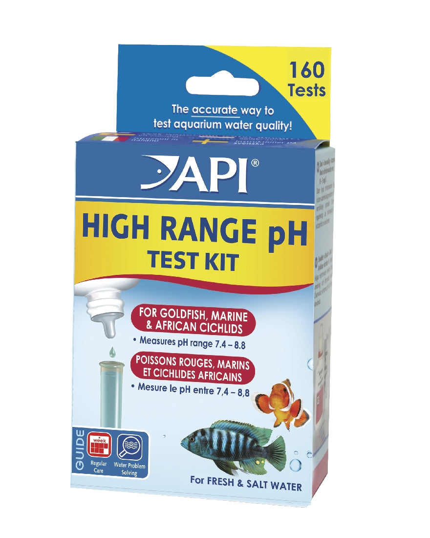 API 26 P.H. High Range Kit