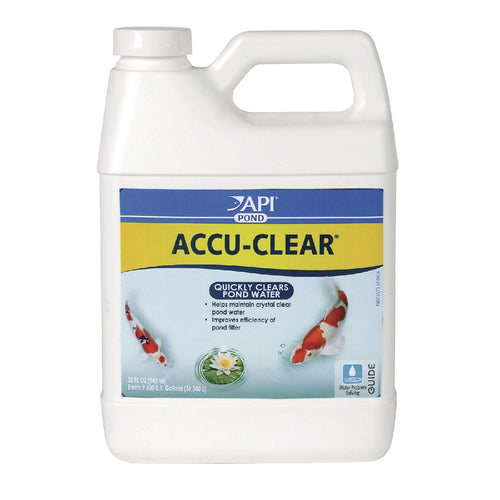 API Pond Accuclear
