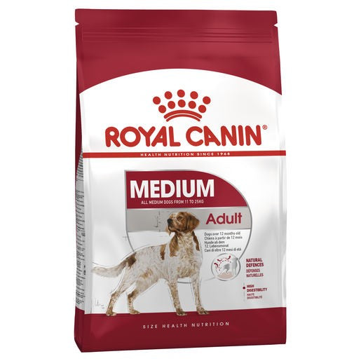 Royal Canin Dog Adult Medium 4kg