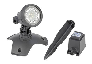 Oase Lunaqua 3 Set 1 (20w) - includes light base, transformer, 1 light & colour lens set