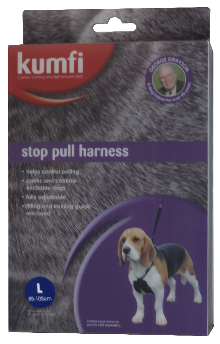 KUMFI STOP PULL HARNESS - SMALL