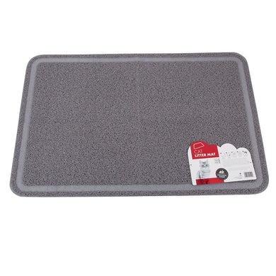 M Pets Rectangular Cat Litter Mat 60cm x 89cm