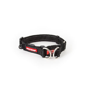 Ezy Dog Double Up Collar Black