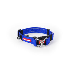 Ezy Dog Double Up Collar Blue