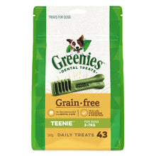 Greenies Grain Free Treat pack teenie 340g