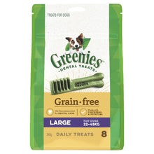 Greenies Grain Free Treat pack large 340g