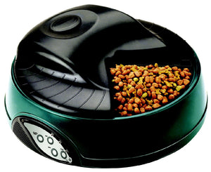 Automatic Pet Feeder - 4 Feeds
