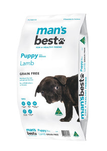 Man's Best Premium Puppy Grain Free 12kg