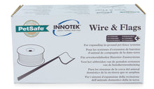Petsafe Wire and Flags (150 mtr roll) - Keep your dog in without a fence! - Free shipping