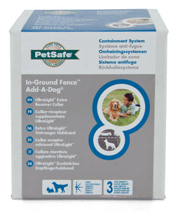 Petsafe Inground Fence system additional collar