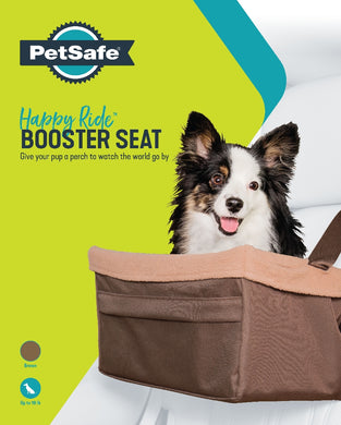 Petsafe Happy Ride Booster Seat 8 kgs