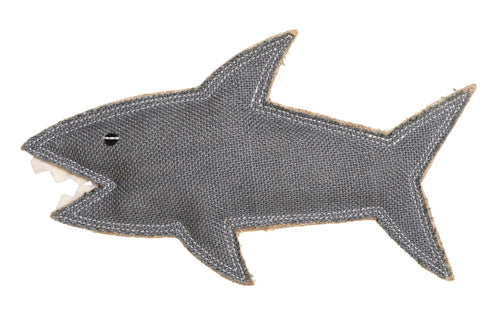 Outback Tails Shazza The Shark Jute Chew Toy