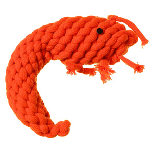 Outback Tails Pam the Prawn Water bottle crunch toy