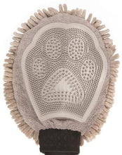 Dirty Dog Mitt- Grey