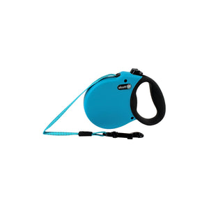 Alcott Adventure retractable leash 3m Blue Xtra Small