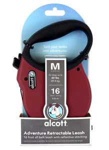 Alcott Adventure retractable leash 5m Medium