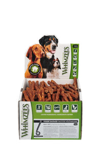Pack Of 150 Whimzee Veggie Sausage Small