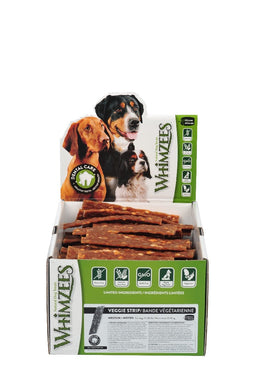 Pack Of 100 Wwhimzee Veggie Strips Medium