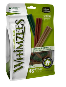 Whimzees Stix XSmall stand up bag of 56 420gm