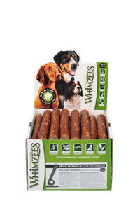 Pack Of 30 Whimzee Veggie Sausage Xtra Large