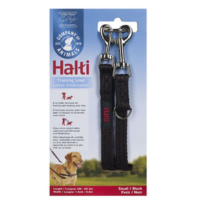 Halti Training Lead Black Small