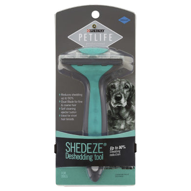 Purina Pet Life Shedeze Deshedding Tool Medium