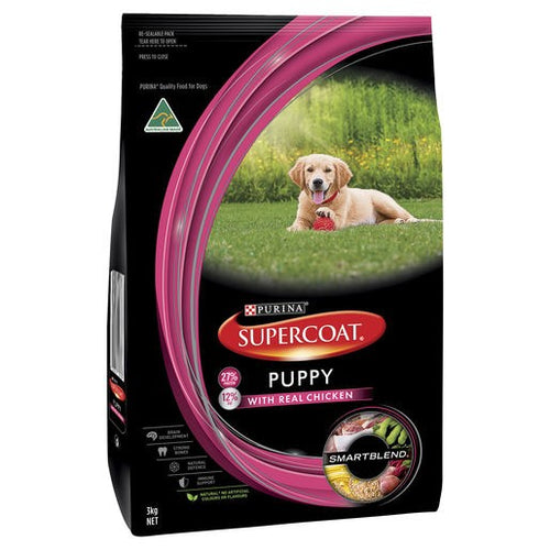 Supercoat Dog Puppy 3kg