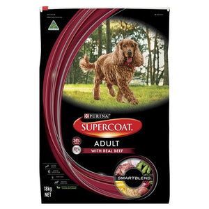 Supercoat Dog Adult Beef 18kg