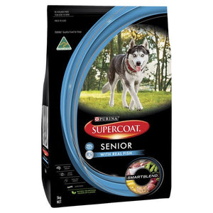 Supercoat Dog Senior 3kg