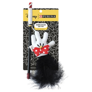 Disney Minnie Cat Toy