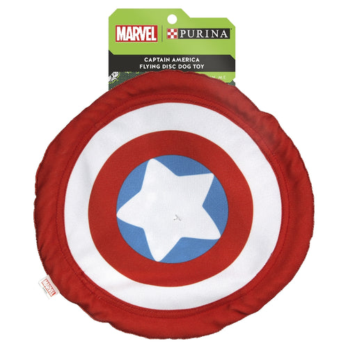 Marvel Captain America Flying Disc