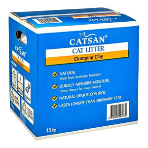 Catsan Ultra 15kg *Available in store or local delivery only