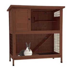 High Rise Hutch 2 Storey