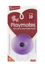 Yours Drooly Playmates Treat Ball Medium Purple
