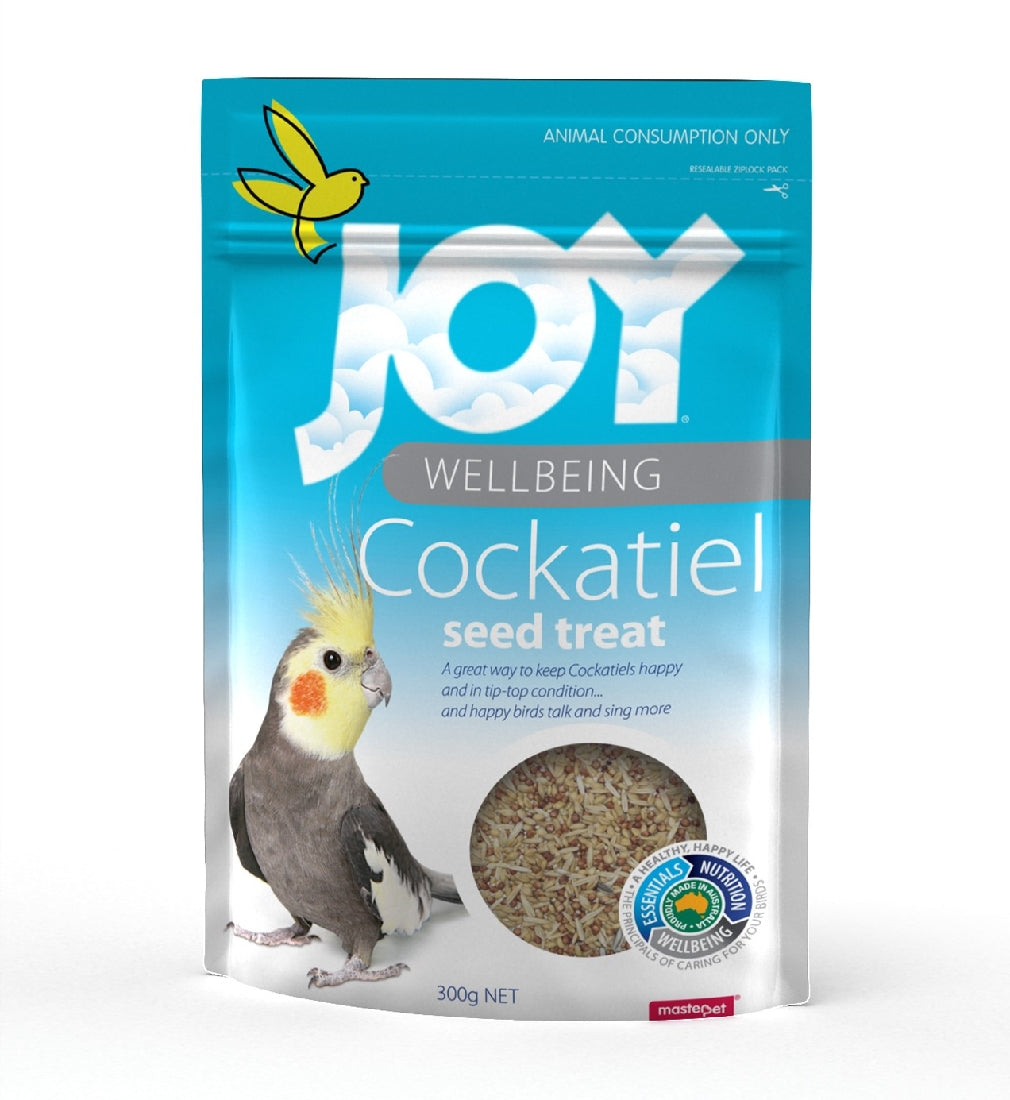 Joy Cockatiel Seed Treat
