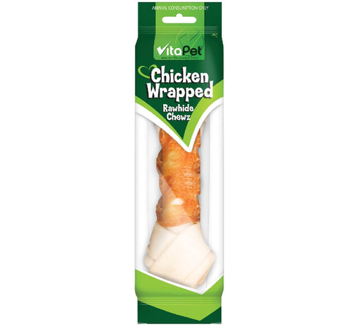 Vitapet Chicken Wrap Bone 20Cm