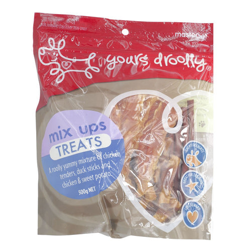 Yours Drooly Mix Up Treats 500g