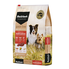 Black Hawk Adult Grain Free Roo 7Kg