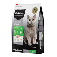 Black Hawk Feline Chicken 8Kg