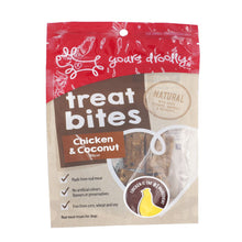 Yours Drooly Chicken & Coconut Treats 100g