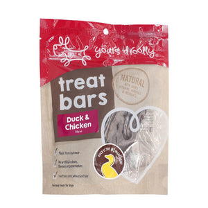 Yours Drooly Duck & Chicken Treats 100g