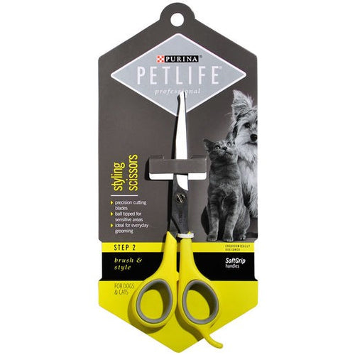 Purina Pet Life Professional Styling Scissors