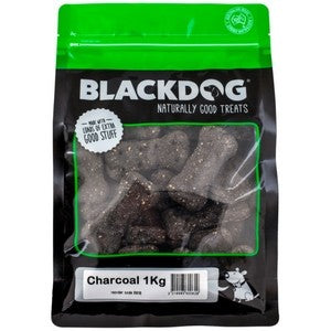 Black Dog Charcoal Biscuits 1KG