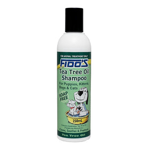 Fidos Tea Tree Shampoo 250ml