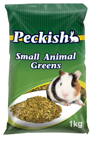 Peckish Small Animal Greens 1kg