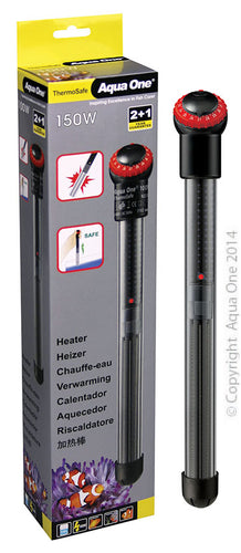 Aqua one Thermosafe Heater 150Watt