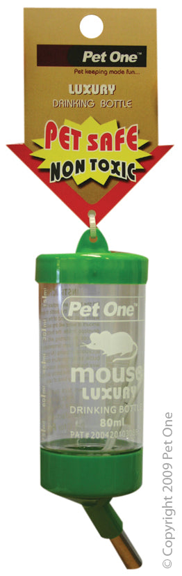 Pet One Luxury Drinking bottle 80ml