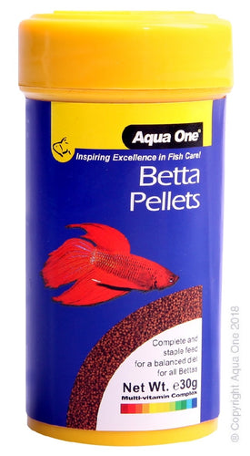 Aqua One Betta Food 30g