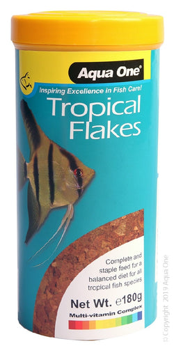 Aqua One Tropical flake 180g